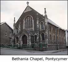 Bethania Chapel, Pontycymer