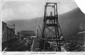 Glenafon Colliery