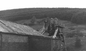 Ffaldau Colliery in 1986 just before the started demolition. This was the landmark I always remember from my schooldays. We could see it every day when we left school. I thought it would always be there.