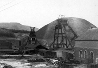 Caerau Colliery 1979.