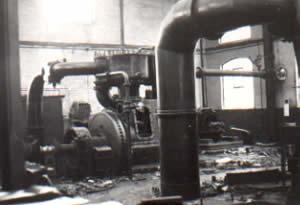 Ffaldau Colliery Compressors