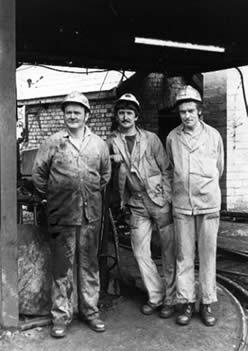 St. John's Colliery 1986