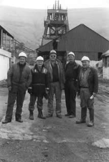 Garw Colliery just after closure 1985