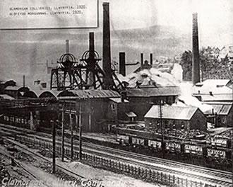 Glamorgan Colliery, Tonypandy