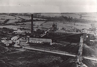 Unknown Colliery in the Swansea Valley