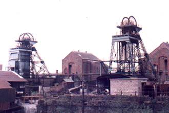 St. John's Colliery in 1984