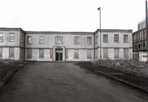 National Coal Board offices in Tondu