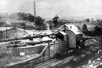 Coytrahen Colliery c.1920 My wife's uncle was fatally injured here, he was only 18. His mother got £50 compensation. His funeral cost £11