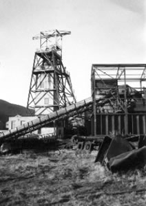 Western Colliery, Nantymoel.