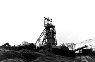 Western Colliery, Nantymoel 1982