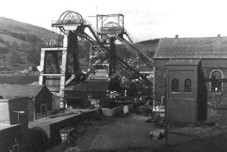 Coegnant Colliery 1981