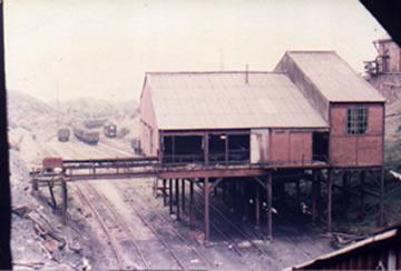 St. John's Colliery 1985