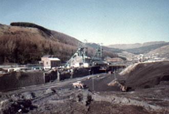 Wyndham Colliery 1986