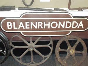 Blaenrhondda