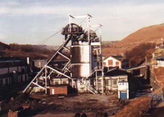 Taff Merthyr Colliery 1991